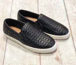 Black Flat Sneaker