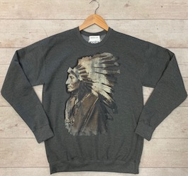 Indian Chief Pullover