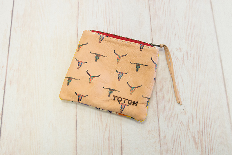 Totem Coin Purse