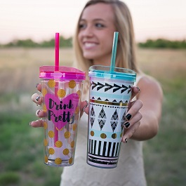 Hot & Cold Tumblers