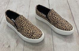 Cheetah Flat Sneaker