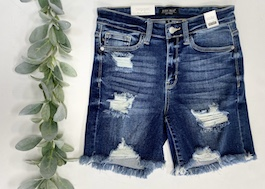 Judy Blue High Rise Bermuda Shorts