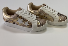 Python Star Lace Up Sneaker