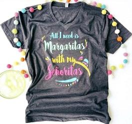 """Margaritas With My Senoritas"""
