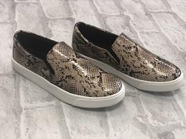 Snake Skin Sneaker