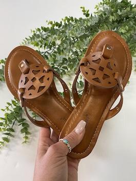 Brown Fashion Sandal